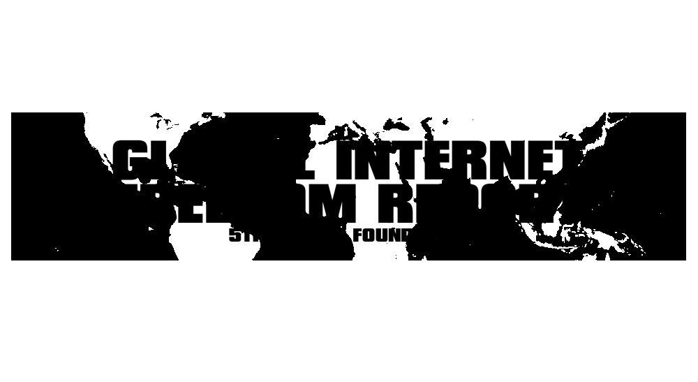Global Internet Freedom Report